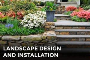 Landscape Design - Installation - New Rochelle NY