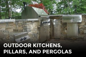 Outdoor Kitchen Contractor - Natural Stone